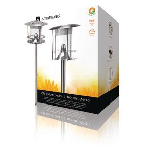RA-1004813 LED Solar Tuinlamp met Spies LED