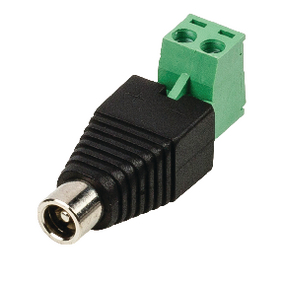SAS-PCF10 CCTV-Connector DC Cable Female
