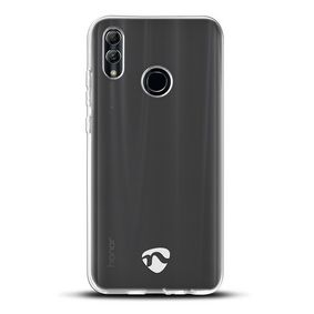 SJC30020TP Jelly Case voor Huawei P Smart 2019 | Transparant