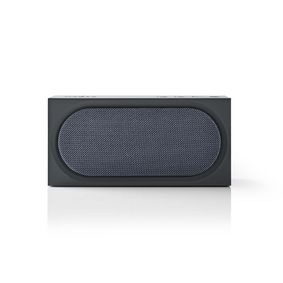 SPBT2001GY Bluetooth® Speaker | 15 W | Up to 4 Hours Playtime | Grey