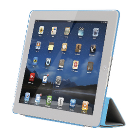 SA727 Tablet Folio-case Apple iPad Air Blauw