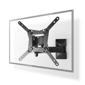 TVWM31BK Full Motion TV Wall Mount | 10 - 32
