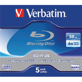 VB-43748 Blu-ray 50 GB 5 St