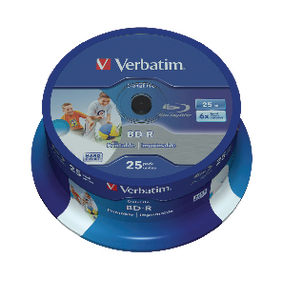 VB-43811 Blu-ray 25 GB 25 St