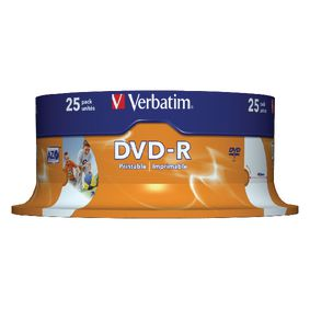 VB-DMR47S2PA DVD 4.7 GB 25 St