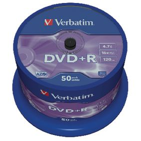 VB-DPR47S3A DVD 4.7 GB 50 St