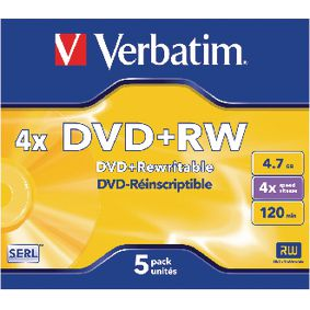VB-DPW44JC DVD 4.7 GB 5 St