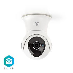 WIFICO20CWT Wi-fi smart ip-camera | draaien/kantelen | full-hd 1080p | buiten | waterbestendig