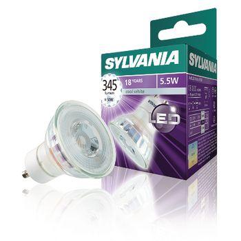 0026566 Led-lamp gu10 5.5 w 345 lm 4000 k