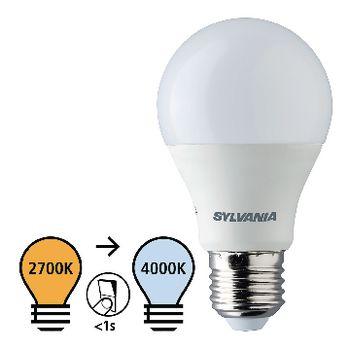 0026998 Led-lamp e27 a60 8 w 806 lm 2700-4000 k