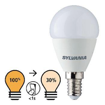 0027034 Led-lamp e14 bal 5.5 w 470 lm 2700 k