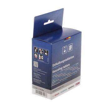 00311893 Ontkalkingstabletten voor koffieautomaten - 12x 18g tabletten Verpakking foto