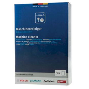 00312193 Reiniger vaatwasser 3x 45 gram Verpakking foto