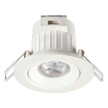 0053543 Led plafond lamp 5.5 w 3000 k 400 lm Product foto