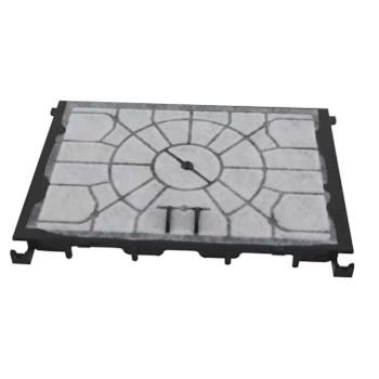 00579421 Motorbeschermings filter voor stofzuigersvz02msf