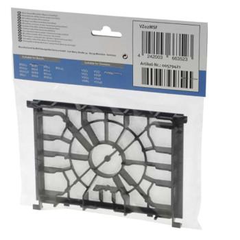 00579421 Motorbeschermings filter voor stofzuigersvz02msf Verpakking foto