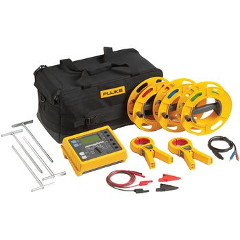 1625-2 KIT Earth ground tester kit, advanced