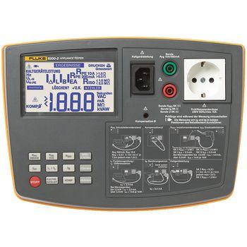 6200-2 DE Appliance tester f (cee 7/4)