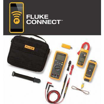 3000 FC HVAC Multimeter kit, stroom / temperatuur