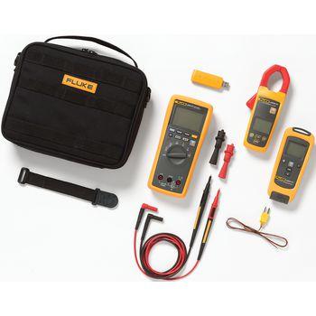3000 FC HVAC Multimeter kit, stroom / temperatuur Product foto