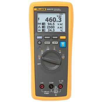3000 FC Digitale multimeter trms ac 6000 cijfers 1000 vac 1000 vdc 0.4 adc Product foto