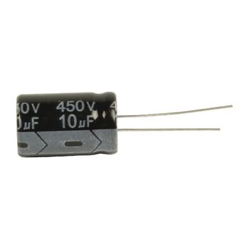 10/450PHT Elektrolytische condensator 10 uf 450 vdc