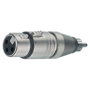 NTR-NA2FPMM 3p xlr nafpmm adapter