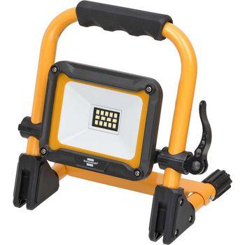 1171250133 Mobiele led floodlight geel / zwart