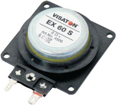 VS-EX60S Electro dynamische exciter 25 w
