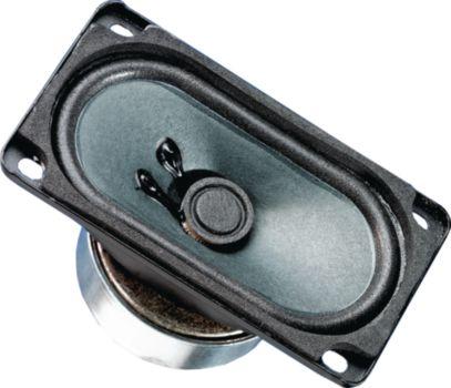 VS-SC5.9/8 Magnetisch afgeschermde ovale breedband luidspreker