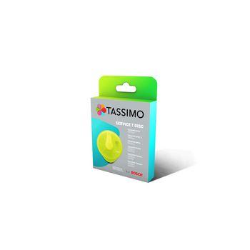 17001490 T-disc tassimo-machine geel