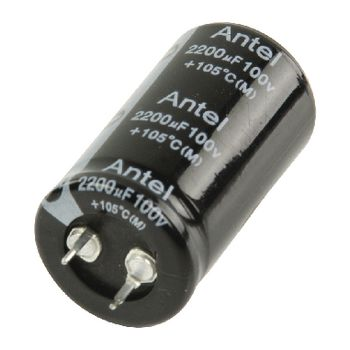 2200/100S2540 Snap-in electrolytic capacitor 2200 uf 100 vdc