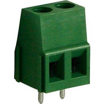 RND 205-00034 Pcb terminal block toonhoogte 5 mm horizontaal 2p
