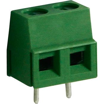 RND 205-00045 Pcb terminal block toonhoogte 5 mm horizontaal 2p