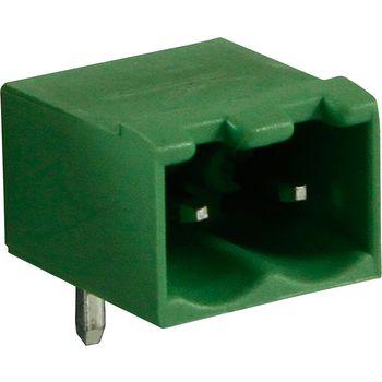 RND 205-00166 Male header tht soldeer pin [pcb, through-hole] 2p