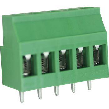 RND 205-00290 Pcb terminal block toonhoogte 5.08 mm horizontaal 5p
