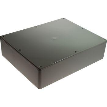 RND 455-00051 Kunststof behuizing 200 x 250 x 65 mm grijs abs, high-impact ip54