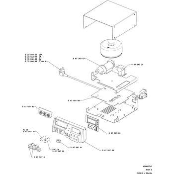 WXR 3031 Rework station set 420 w f (cee 7/4) Product foto