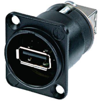NTR-NAUSB-W-B Usb device socket
