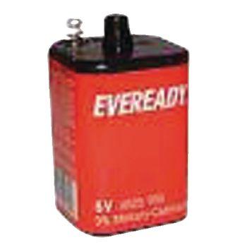 614072 Zink-koolstof batterij 4r25 6 v 1-pack