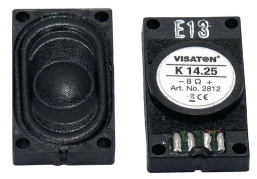 VS-2812 Small loudspeaker 1.4 x 25 cm (0.5\