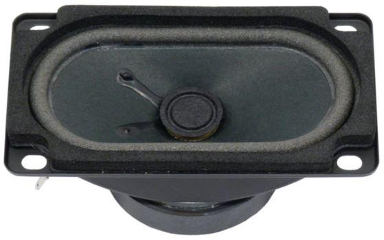 VS-8003 Full-range speaker 5 x 9 cm (2\