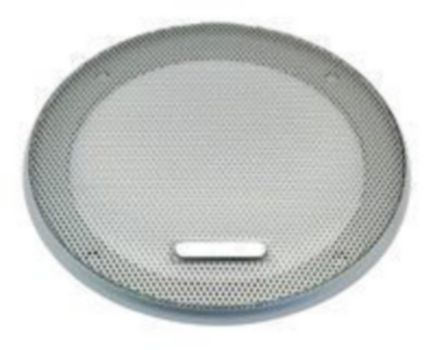 VS-4669 Protective grille 10 r/ 134 black Product foto