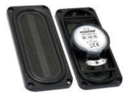 VS-8051 Full-range speaker 4 x 9 cm (16\