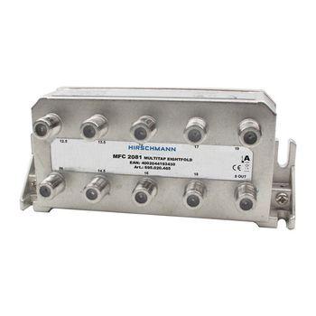 695020465 Catv-splitter 6.5 db / 5-1218 mhz - 8 uitgangen
