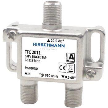 695020484 Catv-splitter 0.9 db / 5-1218 mhz - 1 uitgang