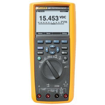 287/EUR Digitale multimeter fluke 287/eur trms ac+dc 50 000 cijfers 1000 vac 1000 vdc 10 adc