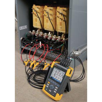 434-II Power quality analyzer 1000 vac 6000 aac Product foto