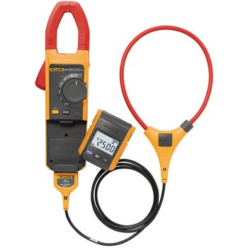 381 Current clamp meter, 2500 aac, 1000 adc, trms
