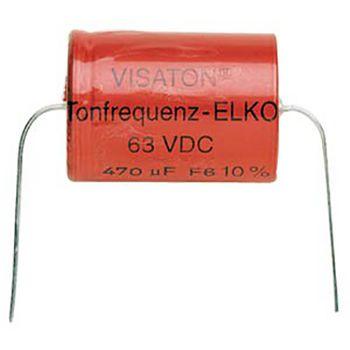 VS-68/63BA Bipolaire elco 100 uf 63 v